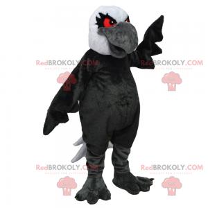 Rotes Phoenix Maskottchen - Redbrokoly.com