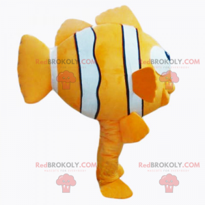 Maskot ryby klaun - Redbrokoly.com