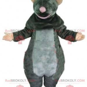 Ratatouille Maskottchen berühmte Cartoon graue Ratte -