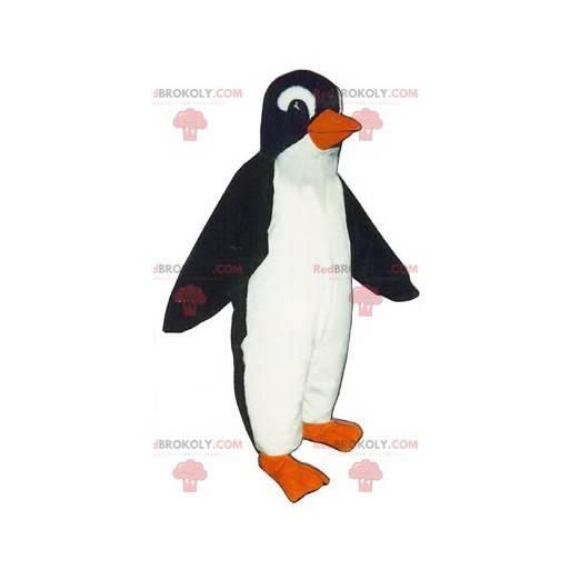 Sehr realistisches Pinguin-Pinguin-Maskottchen - Redbrokoly.com