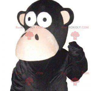 Maskot divokých zvířat - opice
