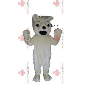 Velmi sladký maskot ledního medvěda