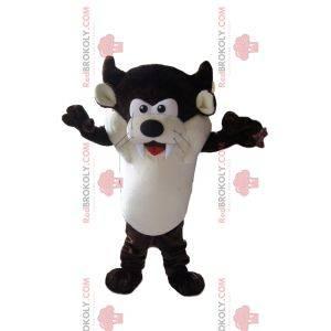 Maskottchen Taz, der Tasmanische Teufel, Cartoon Bugs Bunny