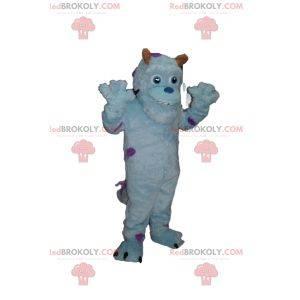 Mascot Sully, det turkise monsteret til Monsters Inc.
