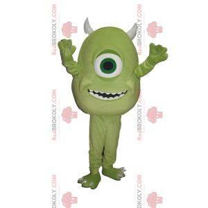 Maskottchen Bob, der grüne Zyklop von Monsters Inc.