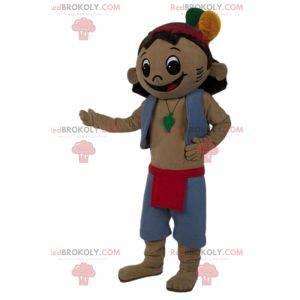 Indian mascot