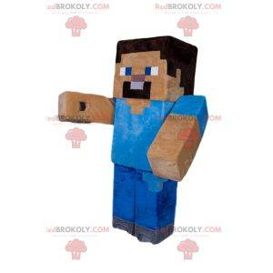 Minecraft Figurenmaskottchen