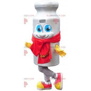 Milk jug mascot