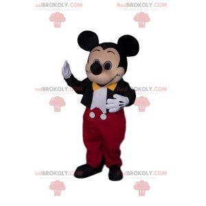 Maskot Mickey Mousse