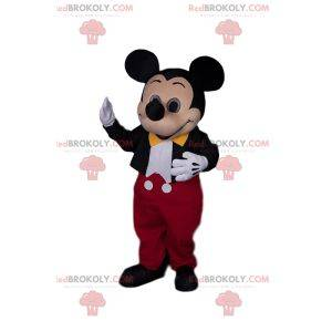 Mickey Mousse mascotte