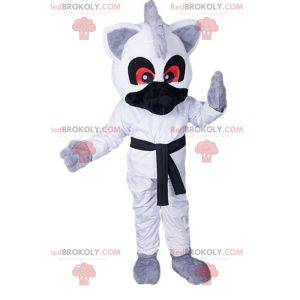 Karateka mascot - animal