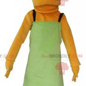 Personaje de dibujos animados famoso de la mascota de Marge