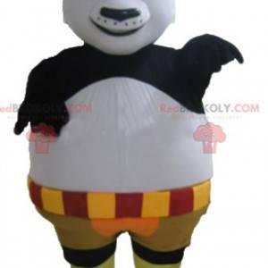 Po den berømte pandamaskotten fra tegneserien Kung Fu Panda -