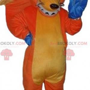 Maskot Chipeur, slavná liška průzkumníka Dory - Redbrokoly.com