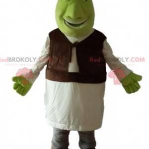 Shrek slavný kreslený maskot zeleného zlobr - Redbrokoly.com