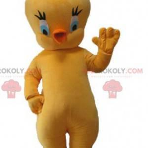 Mascot of Titi den berømte gule kanariefugl Looney Tunes -