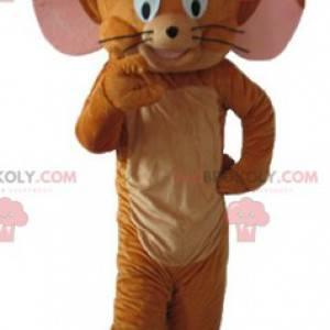 Jerry, das berühmte Mausmaskottchen der Looney Tunes -