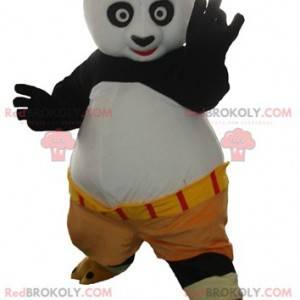Po slavném maskotovi pandy z karikatury Kung Fu Panda -