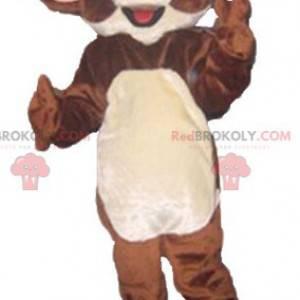 Mascote Jerry, o famoso rato marrom Looney Tunes -
