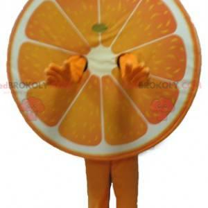 Gigant maskotka cytrusowo-pomarańczowy - Redbrokoly.com