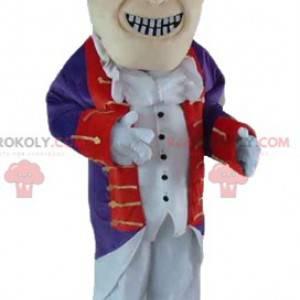 Republican soldier mascot in traditional dress - Redbrokoly.com