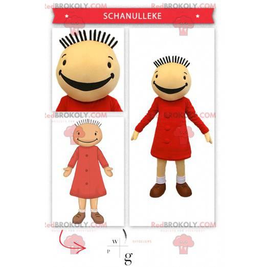 Maskotka Fanfreluche lalka Suzy w Bob and Bobette -
