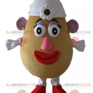 Mascote Madame Potato famosa personagem de Toy Story -