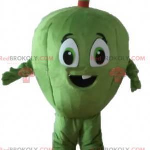 Riesenfeigenfruchtmelonenmaskottchen - Redbrokoly.com