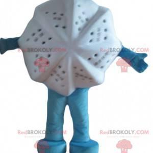 Hvězdný maskot bílá vonící hvězda - Redbrokoly.com