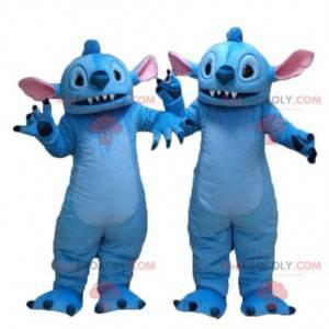 2 Stitch maskuje mimozemšťany z Lilo a Stitch - Redbrokoly.com