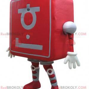 Počítačový maskot. Nová technologie - Redbrokoly.com