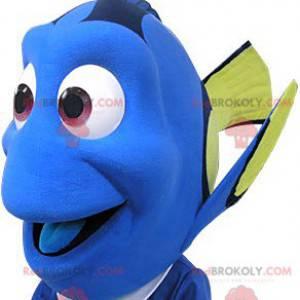 Doris mascot. Head mascot in the form of Doris - Redbrokoly.com