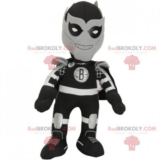Fantasy character superhero mascot - Redbrokoly.com