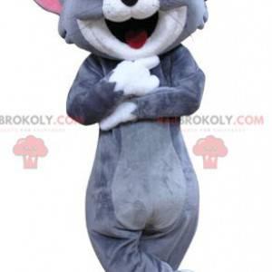 Tom, o famoso gato mascote do desenho animado Tom e Jerry -