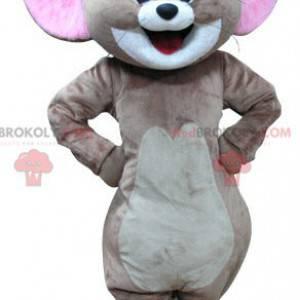 Mascot Jerry, el famoso ratón de la caricatura Tom y Jerry -