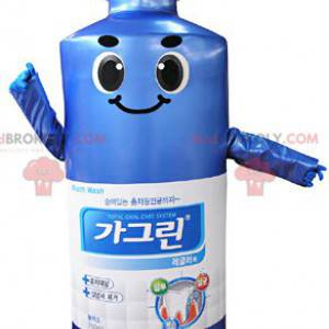 Menthol lotion mascot for the mouth - Redbrokoly.com
