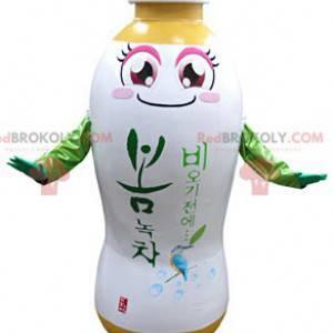 Maskot plastová láhev. Pít maskot - Redbrokoly.com