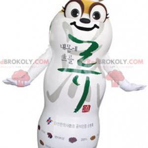 Plastic bottle mascot. Drink mascot - Redbrokoly.com