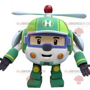 Dětská hračka vrtulník maskot - Redbrokoly.com