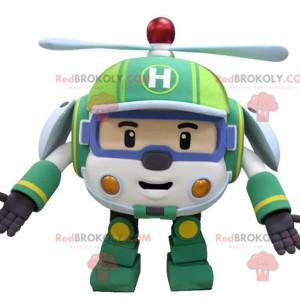 Mascotte di elicottero giocattolo per bambini - Redbrokoly.com