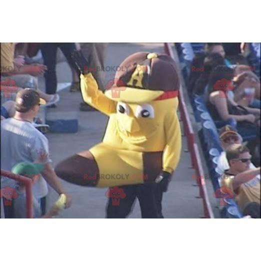Maskot ve tvaru obřího banánu - Redbrokoly.com