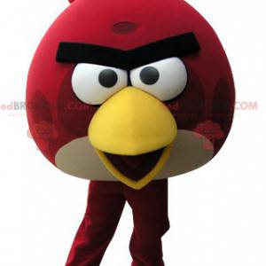 Angry Birds červený a žlutý pták maskot - Redbrokoly.com