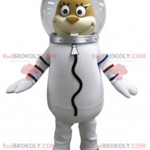 Maskotka Sandy wiewiórka słynna postać w SpongeBob SquarePants