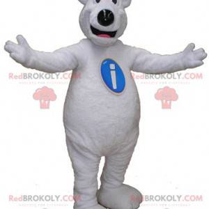 Riesiges Teddybär-Maskottchen - Redbrokoly.com