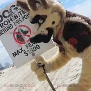 Wszystkie maskotki psa owłosionego wilka - Redbrokoly.com
