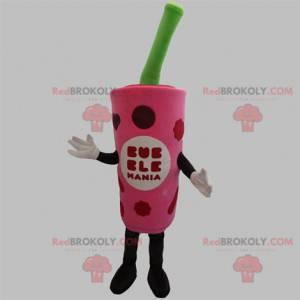 Giant cup mascot. Drink mascot - Redbrokoly.com
