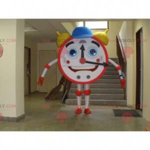 Giant clock alarm mascot - Redbrokoly.com