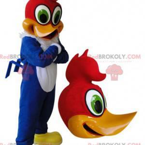 Woody Woodpecker berühmtes Cartoon-Specht-Maskottchen -