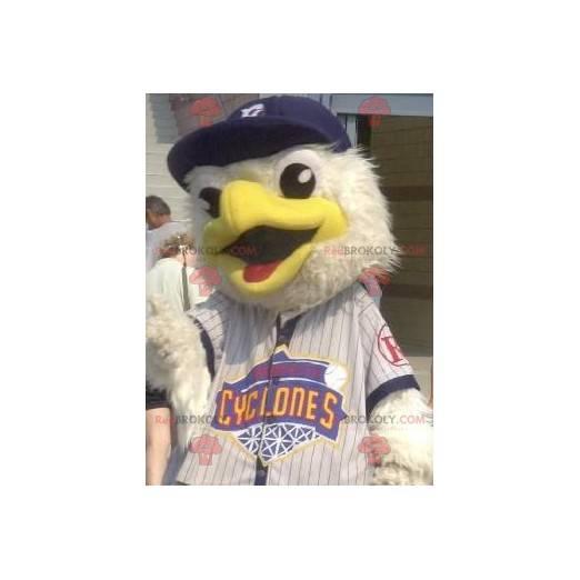 Large bird white eagle mascot - Redbrokoly.com