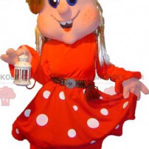 Maskot zahradní gnome. Maskot zahradní gnome - Redbrokoly.com